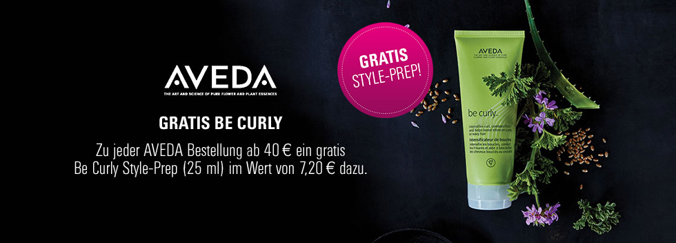 Be Curly Style-Prep 25 ml gratis