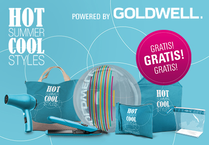 Goldwell Hot Summer Cool Styles
