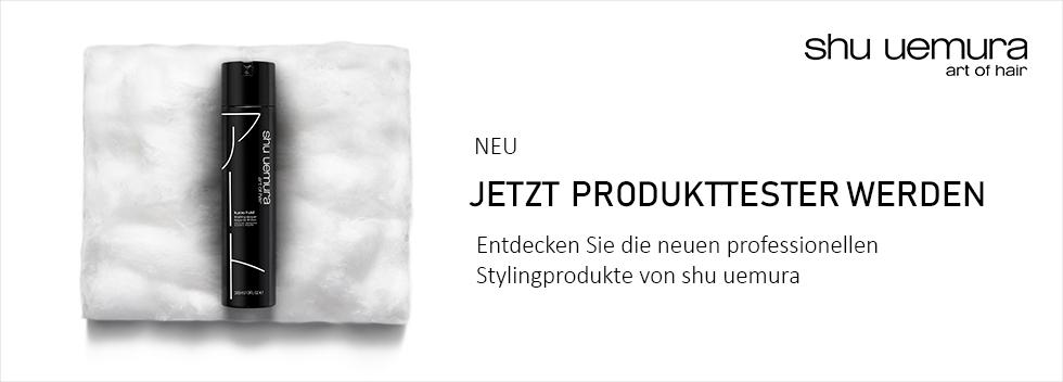 Shu Uemura Produkttester