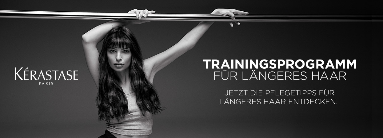Kerastase Trainingsprogramm