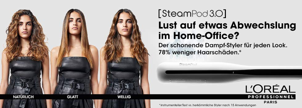 Loreal Steampod Homeoffice