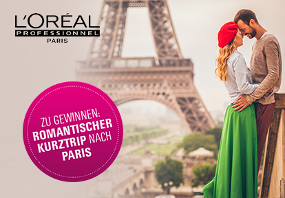 L'Oreal Paris Gewinnspiel