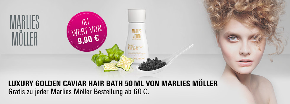 Marlies Möller gratis Shampoo