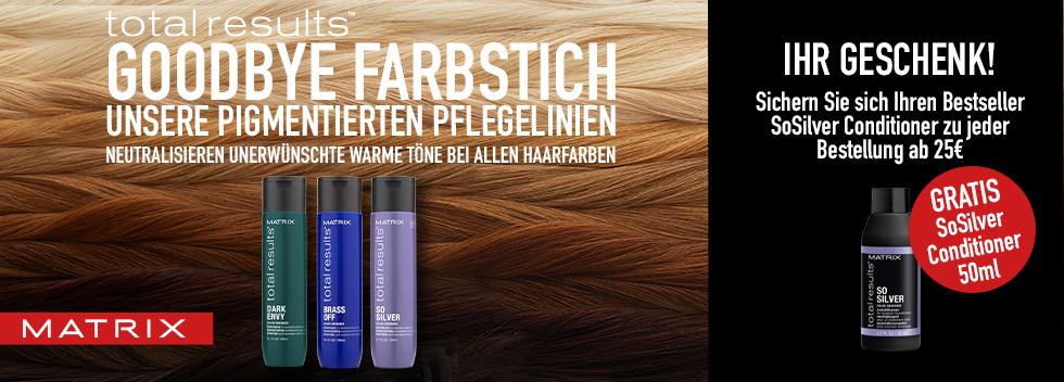 Matrix gratis Shampoo
