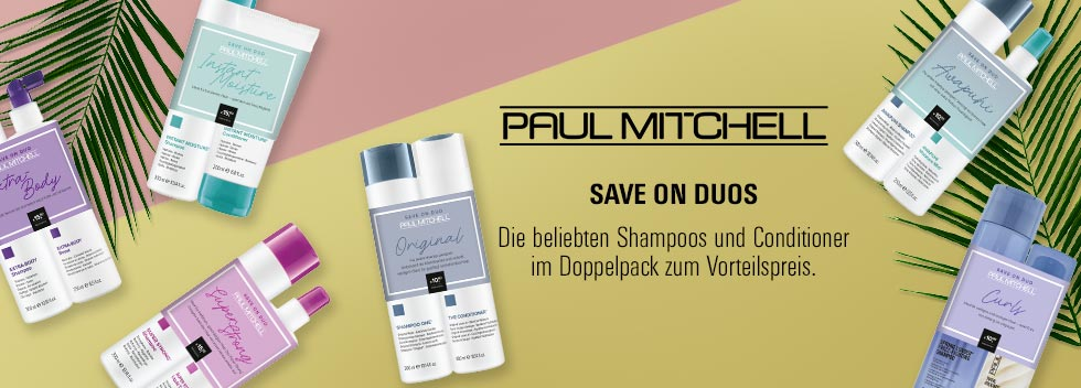 Paul Mitchell Save On Duos