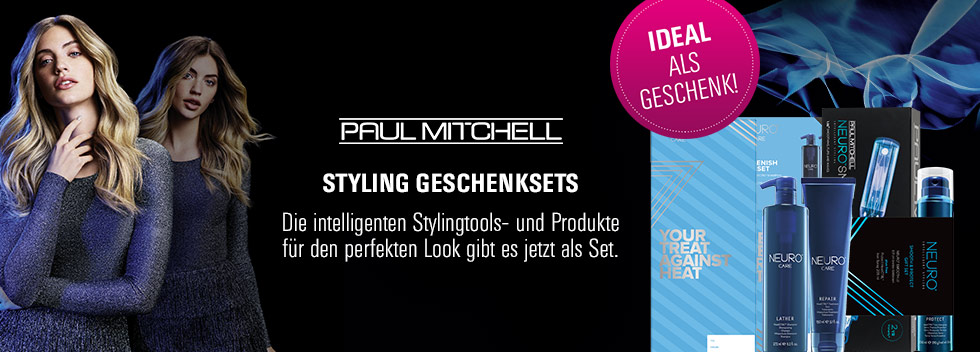 Paul Mitchell Neuro