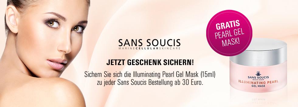 Sans Soucis gratis Gel Mask