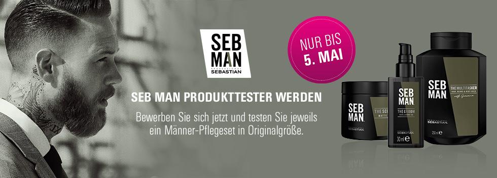 SEB Man Produkttester