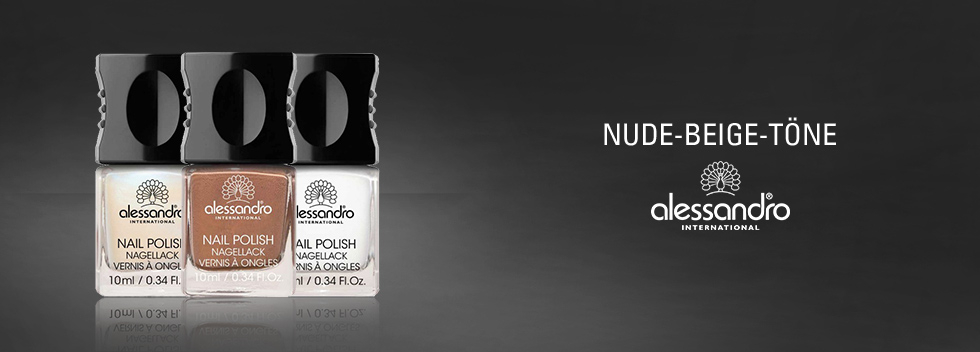 alessandro International Nude- & Beige-Töne