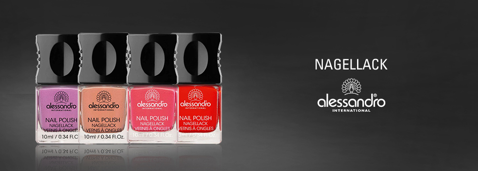 alessandro International Nagellack