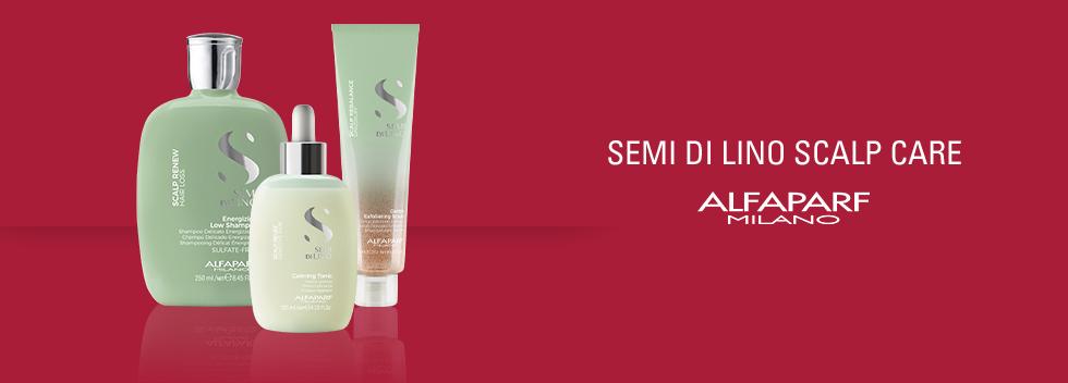 Alfaparf Milano Semi di lino Scalp Treatment