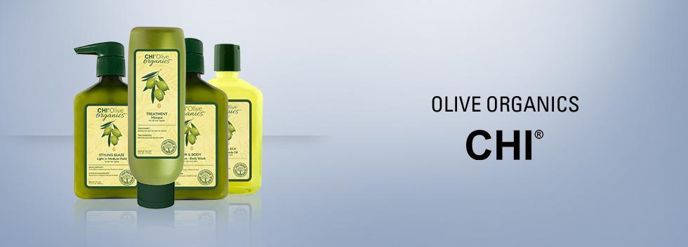 CHI Professional Olive Organics