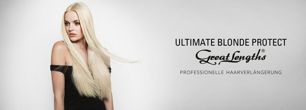 Great Lenghts Ultimate Blond Protection