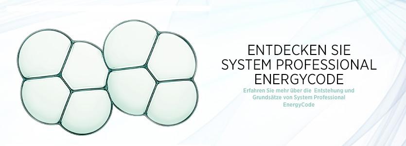 System Professional EnergyCode Entdecke SP EnergyCode