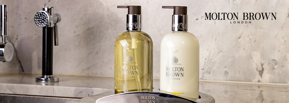 Molton Brown Handwashes & -Lotions