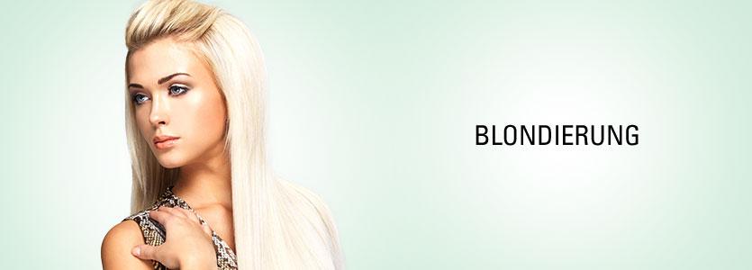 Blondierung