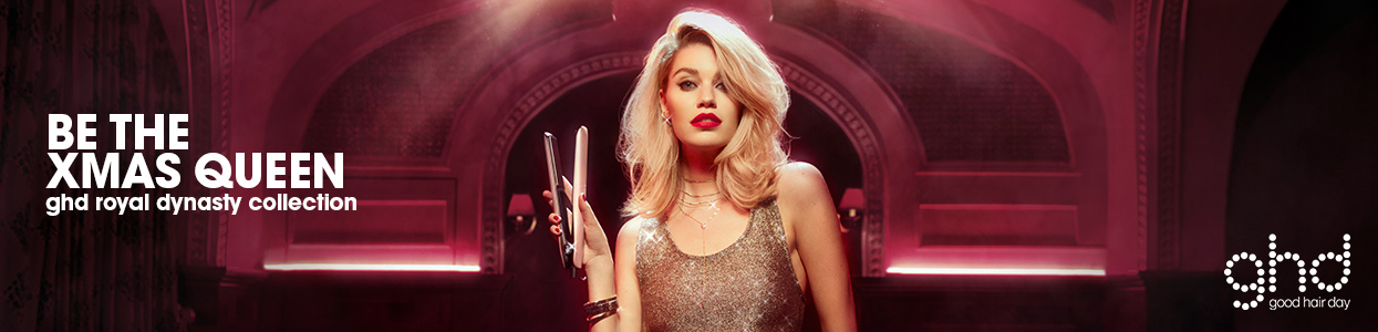 GHD Germany Stylingtipps Royal Dynasty Collection