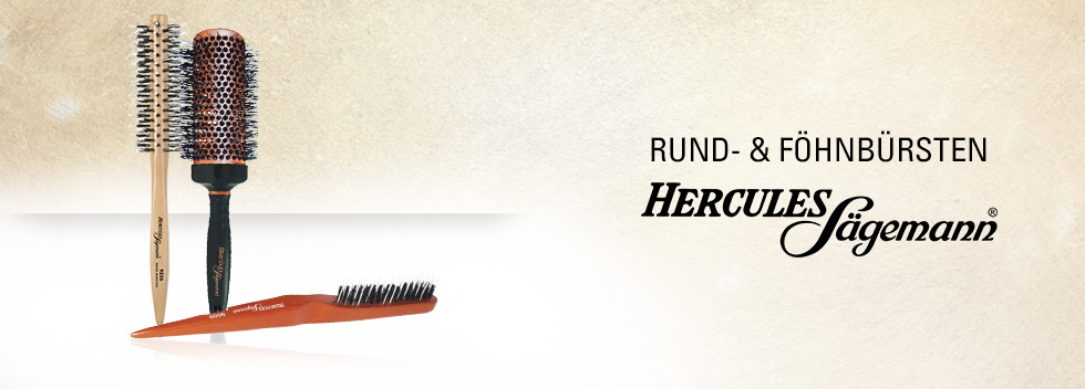 Hercules Sägemann Rund- & Föhnbürste