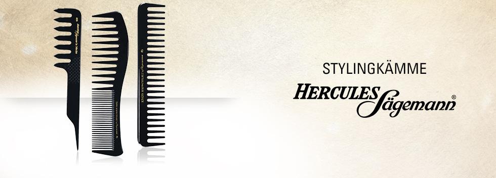 Hercules Sägemann Stylingkämme