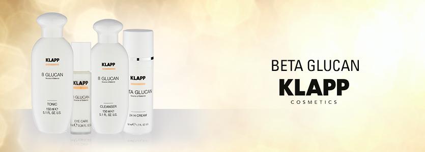 Klapp Cosmetics Beta Glucan