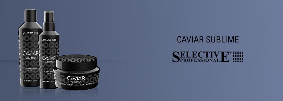 SELECTIVE Caviar Sublime