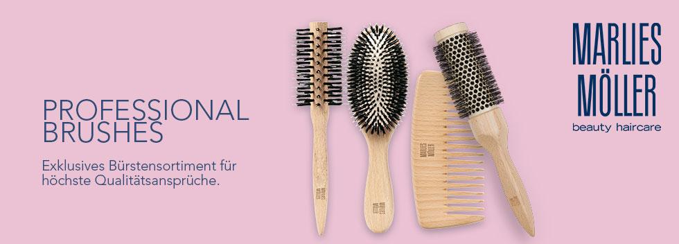 Marlies Möller Professional Brushes