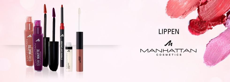 Manhattan Lippen