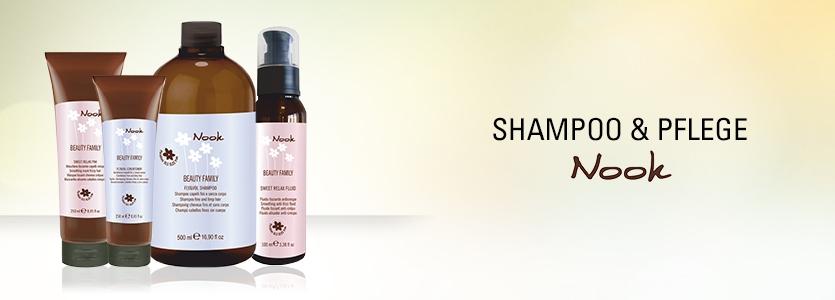 Nook Shampoo & Pflege
