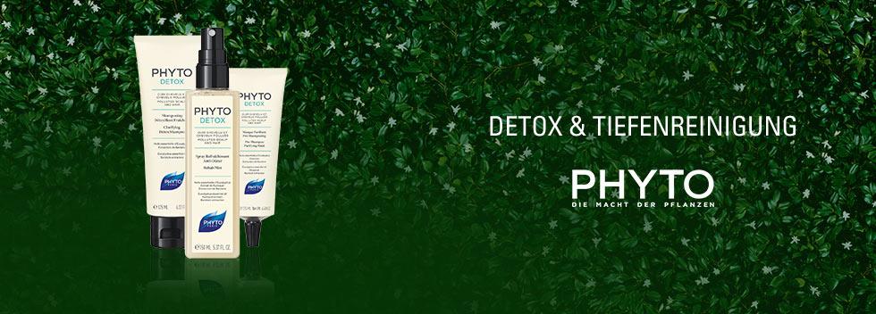 PHYTO Detox & Tiefenreinigung