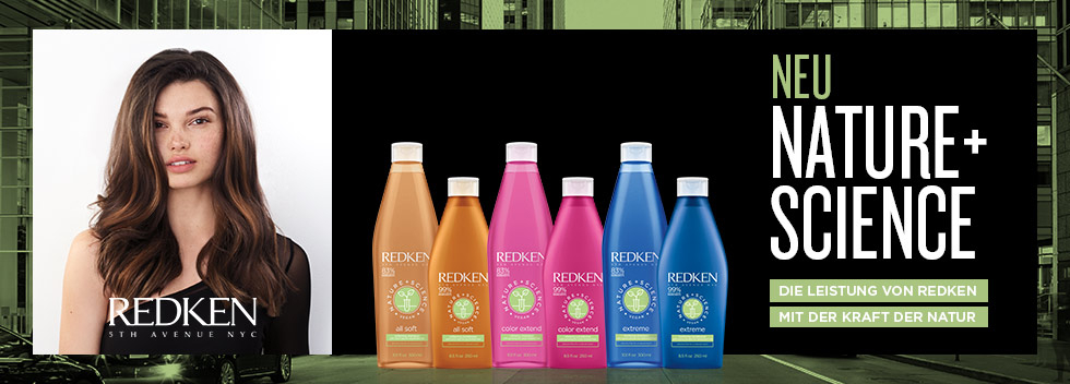 Redken Redken Nature+Science