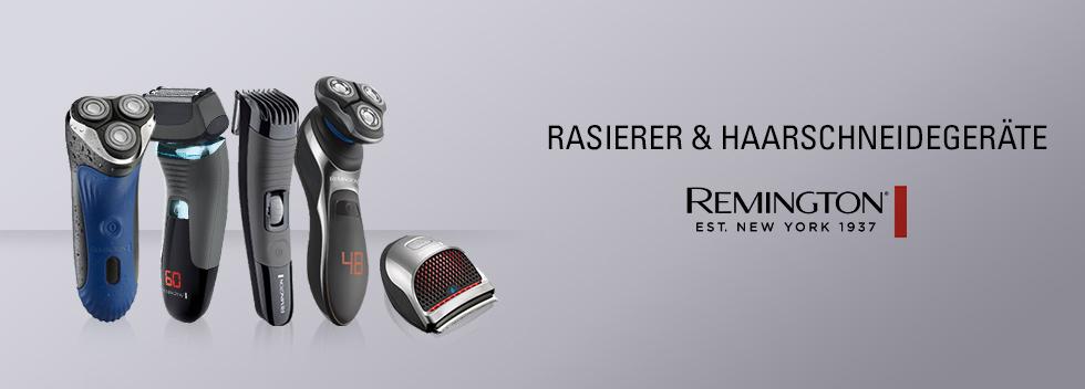 Remington Rasierer & Haarschneidegeräte