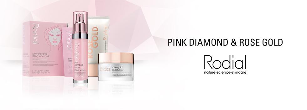 Rodial Pink Diamond & Rose Gold