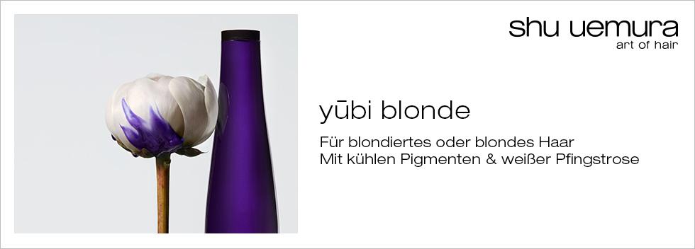Shu Uemura Yubi Blonde