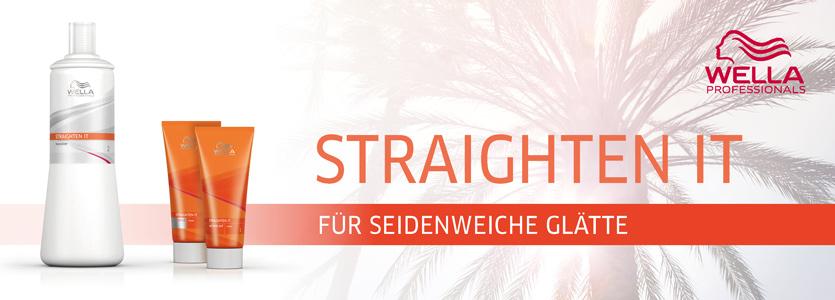 Wella Straighten