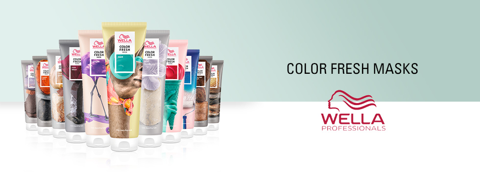 Wella Color Fresh Masks