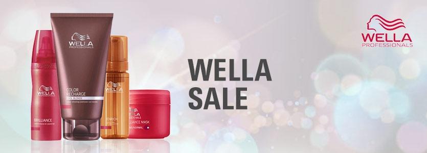 Wella Sale