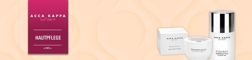 Acca Kappa Hautpflege