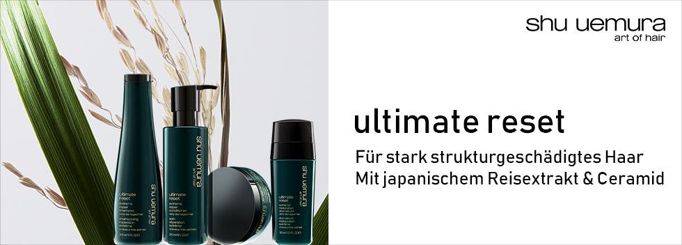 Shu Uemura Ultimate Reset