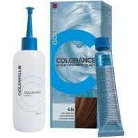 Goldwell Colorance pH 6,8 Tönung SET 2/A blauschwarz