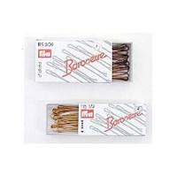 Baronesse Haarklemmen 6,5 cm 12er-Pack Gold