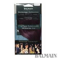 Balmain Clip Tape Extensions 15 cm Contraste Brown;Balmain Clip Tape Extensions 15 cm Contraste Brown