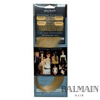Balmain Clip Tape Extensions 25 cm Hot Copper