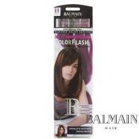 Balmain  Color Flash Level 6 & Chocolat Brown;Balmain  Color Flash Level 6 & Chocolat Brown