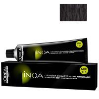 L'Oréal Professionnel INOA 4,0 mittelbraun intensiv 60 ml