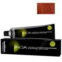 L'Oréal Professionnel INOA 7,45 mittelblond kupfer mahagoni 60 ml