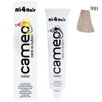 Cameo Color Haarfarbe 0/81 silber 60 ml