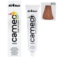 Cameo Color Haarfarbe 6/73 dunkelblond braun-gold