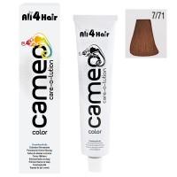 Cameo Color Haarfarbe 7/71 mittelblond braun-asch 60 ml