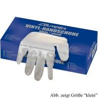 Comair Vinyl-Handschuhe ungepudert mittel 100er Box