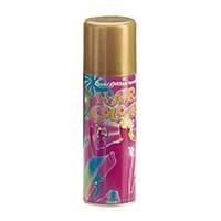 Comair Hair Color Farbspray Metall gold 125 ml